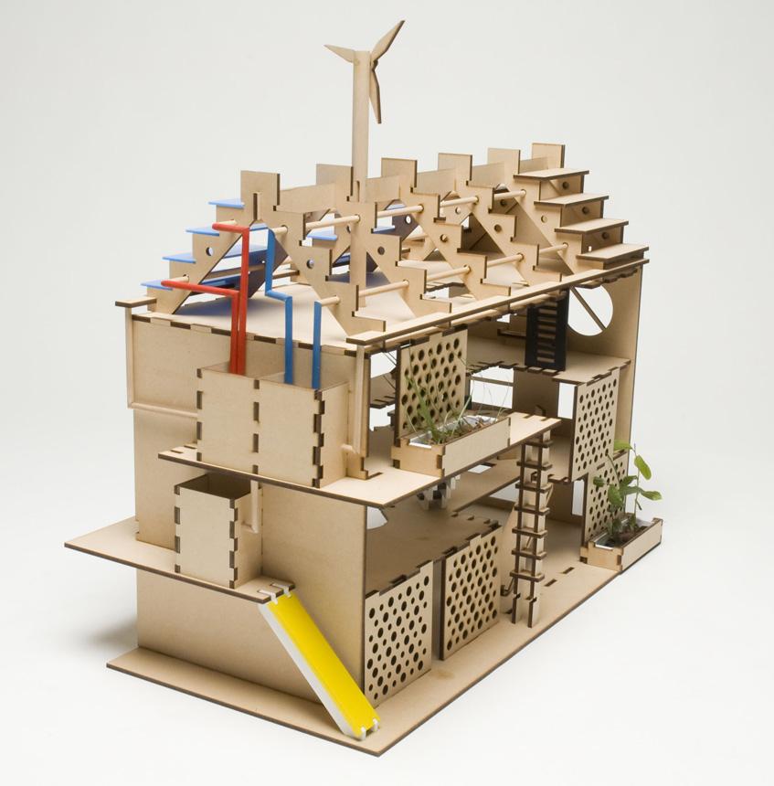 Kids Energy House